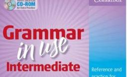 دانلود کتاب صوتی Grammar in Use Intermediate 2nd Edition